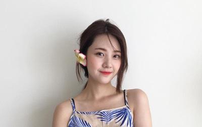 Lâu lắm mới thấy một cô bạn Hàn Quốc xinh rất tự nhiên vậy đấy