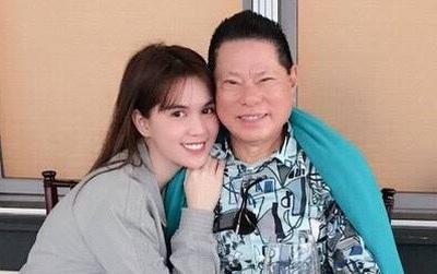 Sau khi tuyên bố chia tay, Hoàng Kiều xóa hết ảnh Ngọc Trinh trên Fanpage