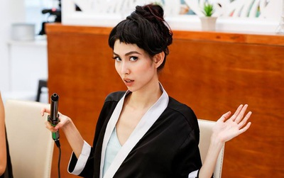 """4 lần liên tục xếp hạng 3 tại """"Next Top Model"""", Thùy Dương có thấy sốt ruột?"""