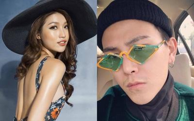 Nghi vấn: Decao và Chế Nguyễn Quỳnh Châu đang hẹn hò?