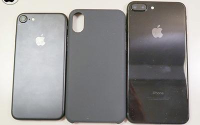Thêm hình ảnh cho thấy iPhone 8 sẽ có thiết kế camera xếp dọc ở phía sau