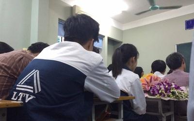"""GV Toán trường Lương Thế Vinh: """"Giao 50 bài tập Toán về nhà thì chỉ có là câu hỏi trắc nghiệm thôi!"""""""