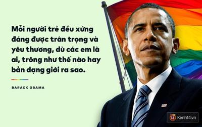 Ngày chia tay Tổng thống Obama, có nỗi buồn nghẹn ngào nước mắt của cộng đồng LGBT