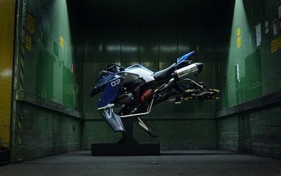 Nếu Lego và BMW đi vào sản xuất, xe máy bay lượn trên không sẽ không còn là viễn tưởng nữa