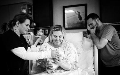 Dù biết con chắc chắn sẽ chết nhưng cặp vợ chồng vẫn quyết định giữ thai và sinh con để hiến tạng
