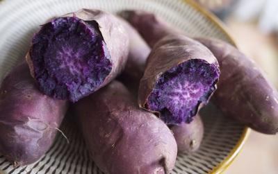 """Thực phẩm màu tím không những đẹp mà còn giúp """"chống già"""" cực hiệu quả"""