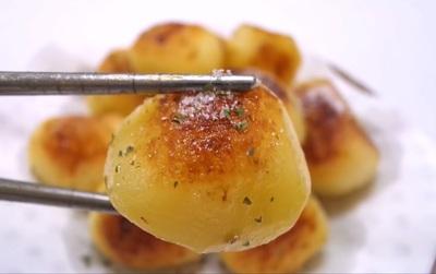 Không ngờ có thể làm khoai tây thành món ăn ngon như thế này