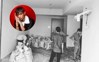 Soobin Hoàng Sơn mạnh tay tân trang căn hộ mới tiền tỷ