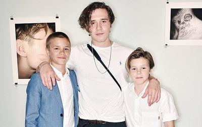 3 quý tử nhà Beckham ngày càng khôn lớn, nhưng ai là người đẹp trai giống bố nhất?