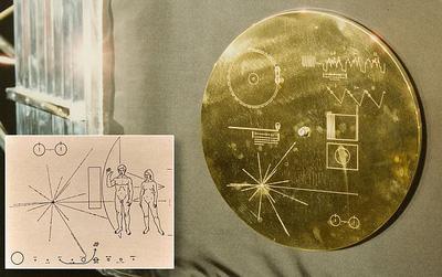 40 năm trước NASA phóng bản đồ lên vũ trụ, và giờ họ đang lo người ngoài hành tinh tìm được chúng ta