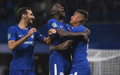Chelsea thắng đậm, hiên ngang vào vòng 4 Cúp Liên đoàn