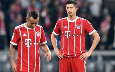 Dẫn trước 2 bàn, Bayern bị Wolfsburg gỡ hòa vì tâm lý khinh địch
