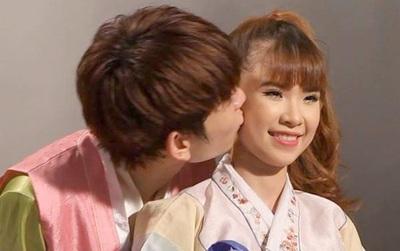 """Kelvin Khánh - Khởi My: Cặp đôi """"tình trong như đã, mặt ngoài còn e"""" của Vbiz!"""