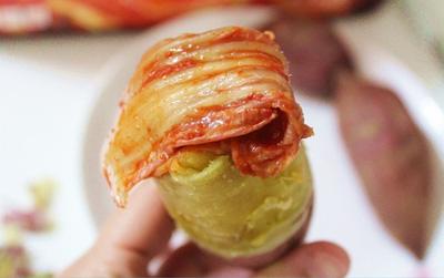 Trời se lạnh, ăn khoai lang theo đúng kiểu phim Hàn vừa ấm người vừa ngon tuyệt hảo