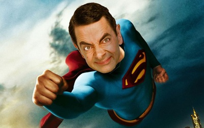 Cười không ngậm được miệng với bộ ảnh khi Mr. Bean đóng siêu phẩm Hollywood