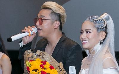 """Hậu """"The Remix"""", Yến Lê - Yanbi đến địa điểm quay phim """"Kong"""" để làm MV mới"""