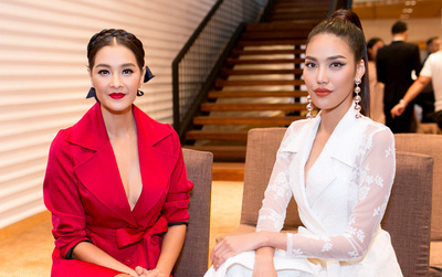 """Bị nghi """"chảnh"""" với HLV The Face Thái, Lan Khuê chính thức lên tiếng!"""