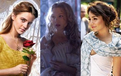 Đọ sắc và tài năng của các nàng Belle trên màn ảnh