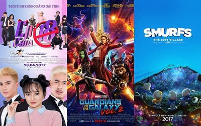 Xem gì tuần này: Đại tiệc siêu anh hùng, tình yêu thanh xuân lẫn tác phẩm độc lập