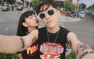 Trước khi chia tay, cặp đôi cực chất Châu Bùi - Decao đã có một tình yêu ai cũng ghen tị!