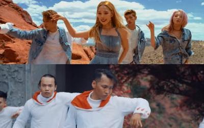 """Netizen Việt đặt nghi vấn """"Hola Hola"""" (KARD) """"đạo nhái"""" sản phẩm âm nhạc Vpop"""