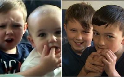 Hai cậu bé dễ thương trong đoạn video gây sốt YouTube 10 năm trước giờ ra sao?