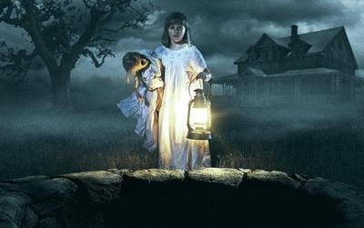 """Mới ra trailer thứ hai, búp bê ma trong """"Annabelle: Creation"""" đã khiến người ta """"phát sốt""""!"""