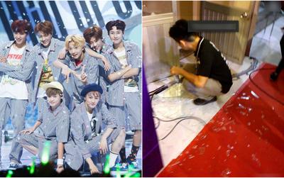 Fan Kpop phẫn nộ tố bảo vệ đêm nhạc có NCT, T-Ara chặn cửa, gây xô xát vỡ kính, chảy máu