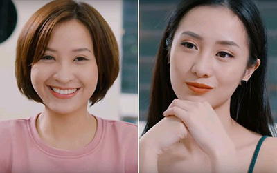 """""""Đôi bạn trời ban"""": Jun Vũ và Kim Nhã đăng đàn đá xéo nhau trên facebook để tranh nhau vị trí """"cô gái trên cao"""""""