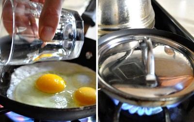 Đây mới chính là cách bạn nên rán trứng ốp la