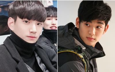 VĐV bóng chuyền thôi mà, đâu nhất thiết phải đẹp trai như Kim Soo Hyun thế này hả trời!