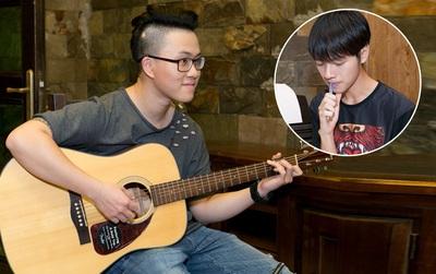 """Lê Thiện Hiếu dè chừng nhất Cao Bá Hưng trong Chung kết """"Sing My Song"""""""