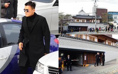 HOT: Hé lộ những hình ảnh hiếm hoi đầu tiên trong đám cưới bí mật của Kim Tae Hee và Bi Rain
