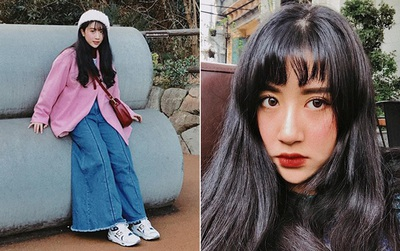 So với đàn chị đàn em, phong cách của Quỳnh Anh Shyn ngày càng... lạ
