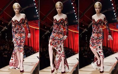 """Váy có vướng vào gót giày cũng không thể làm Gigi Hadid """"vồ ếch"""" vì cô nàng cao tay thế này cơ mà"""