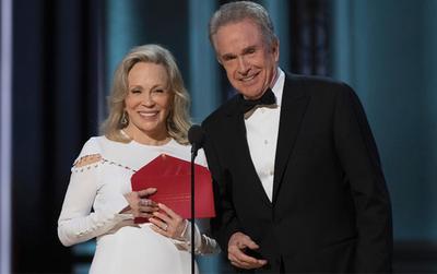 Hai diễn viên đọc nhầm giải Oscars, họ là ai?