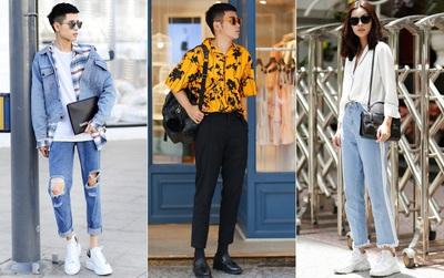 """Ngắm street style vừa """"chất"""" vừa vui của giới trẻ Việt, bạn sẽ chẳng muốn diện đồ một cách an toàn nữa"""