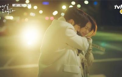 """""""Tomorrow With You"""": Buồn vui lẫn lộn vì cái kết của vợ chồng Shin Min Ah"""