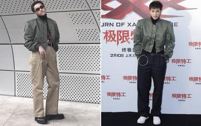 """Set đồ """"của bố"""" mà Sơn Tùng mặc tới Seoul Fashion Week giống của Ngô Diệc Phàm đến bất ngờ"""