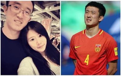 Trăng hoa và phụ bạc, cầu thủ Trung Quốc bị vợ xin đuổi khỏi tuyển quốc gia