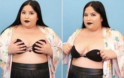 """3 cô nàng này đã dùng thử áo ngực dạng dính tạo khe ngực đầy """"thần thánh"""" trên Instagram và đây là kết quả"""