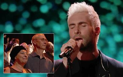 """Adam Levine hát tặng học trò quá cố Christina Grimmie trên sân khấu """"The Voice"""""""