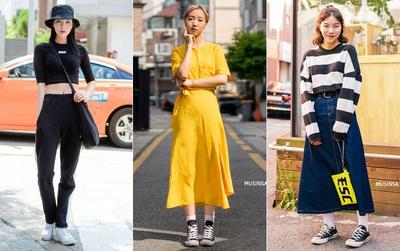 Giới trẻ Hàn lại khoe loạt street style hay ho nhìn chỉ muốn bắt chước ngay