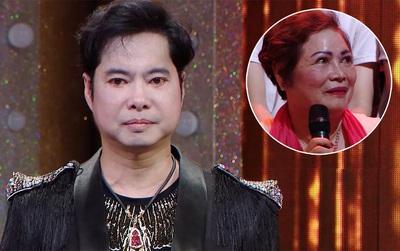 Ca sĩ giấu mặt: Mẹ con Ngọc Sơn rơi nước mắt trên truyền hình khi nhắc lại quá khứ
