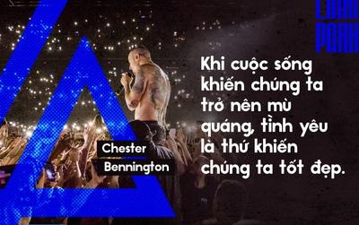 Chester Bennington đã thắp lửa cho hàng triệu tâm hồn, nhưng mấy ai chịu thắp sáng cho địa ngục cuộc đời anh?
