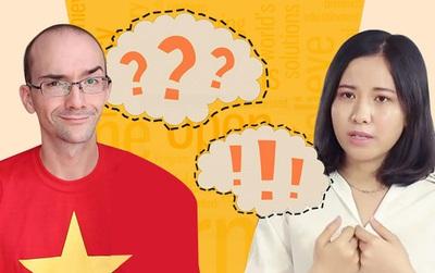 """Thầy giáo Tây """"bóc mẽ"""" lỗi phát âm của giáo viên Việt lên tiếng khi bị tố cạnh tranh không lành mạnh"""
