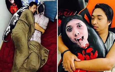 Mẫu gối ôm xác ướp kinh dị mà nếu nằm cạnh bạn sẽ phải đóng bỉm trước khi đi ngủ