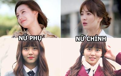 Ước gì biên kịch thay luôn nữ chính bằng 5 nữ phụ phim Hàn này đi!