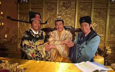 """Bất ngờ xuất hiện phiên bản """"Bao Thanh Thiên"""" cực nhắng"""