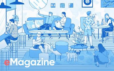 """Khi mạng xã hội trở thành một phần của cuộc sống, chúng ta có cả một """"thế hệ check-in"""""""
